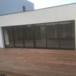 menuiserie extérieure, terrasse en bois, saint avé, vannes, morbihan